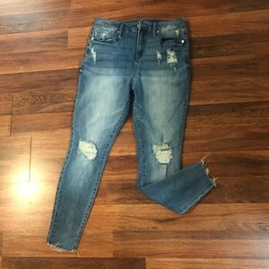 Wild Fable Distressed Jeans